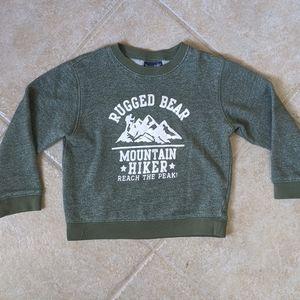 Rugged Bear sweatshirt